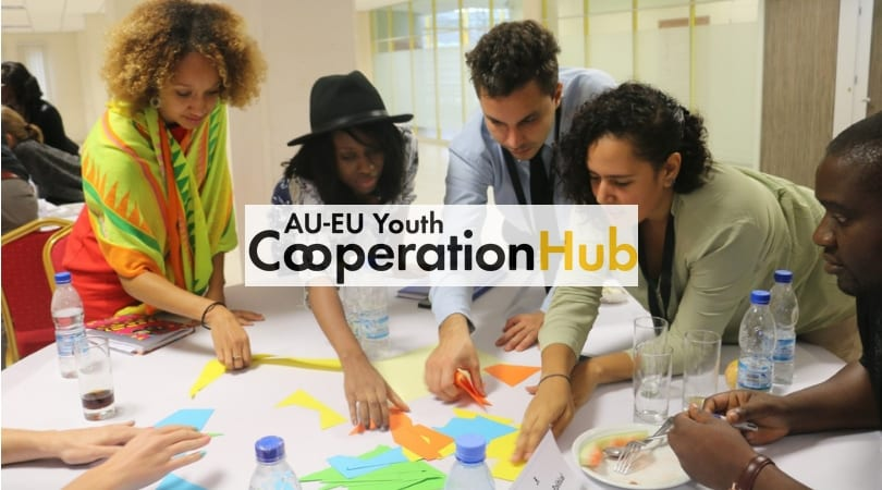 Apply to join the AU-EU Youth Cooperation Hub 2018 (Fully-funded to Addis Ababa)