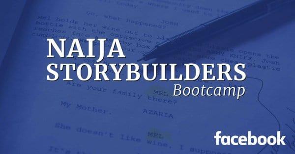 Facebook/Afrinolly Naija Storybuilders Bootcamp 2018 for young Nigerian storytellers