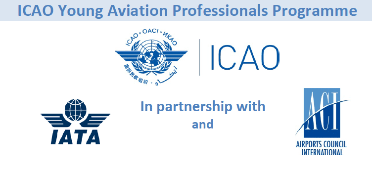 International Civil Air Travel Company (ICAO) Youthful Air Travel Professionals Program 2019 -Montréal, Canada (CAD $4 000/ Month).