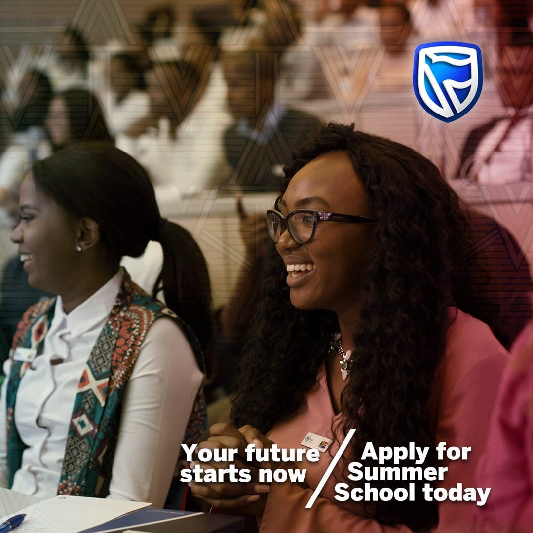 Requirement Bank Summer season School program 2018 for young South Africans