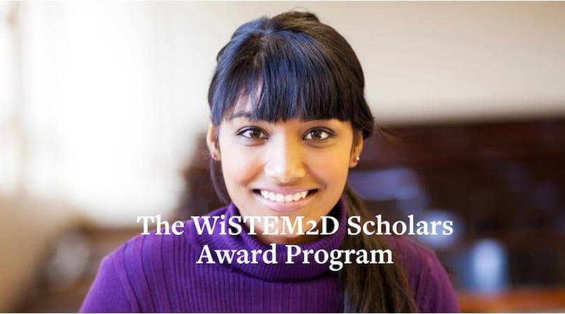 Johnson & & Johnson Women in STEM ² D Scholars Award Program 2019 ($150,000 award)