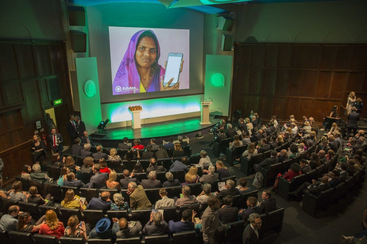 International Ashden Awards 2019 for Sustainable Energy Leaders (Win as much as ₤20,000 and a journey to London)