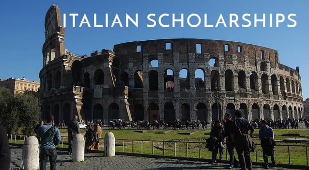 Leading 10 Scholarships in Italy for International Trainees