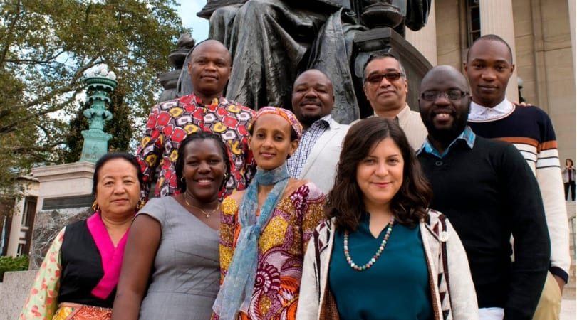 Human Rights Supporters Program (HRAP) at Columbia University 2019 (Financing Available)