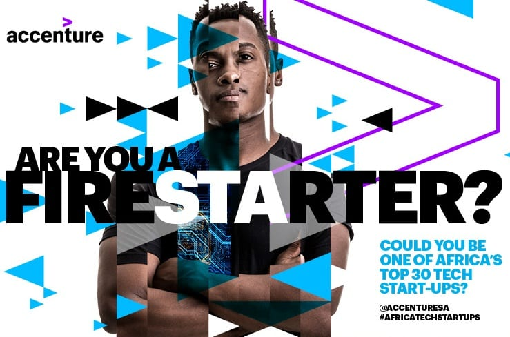Accenture Africa's Leading 30 Tech Start-ups Competitors 2018