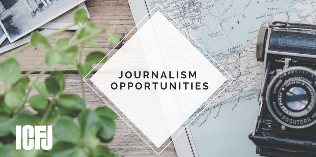 ICFJ Global Health Reporting Contest 2018 (Win prize money and a 12- day trip)