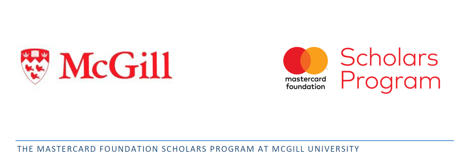 MasterCard Structure Scholars Program 2019/2020 at McGill University in Canada (Totally Moneyed)