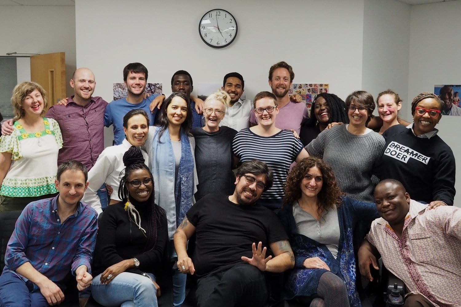 Atlantic Fellowship for Social and Economic Equity Program 2019/20(Fully-funded to London/Cape Town)