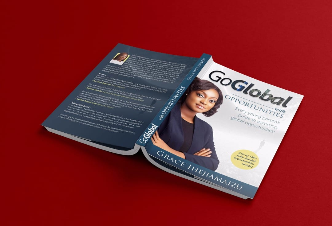 Go Global with Opportunities by Grace Ihejiamaizu– Preorder your Book now!