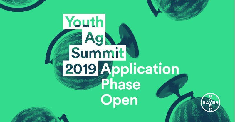 Youth Ag Top 2019 for next generation of farming change-makers -Brasilia, Brazil (Totally Moneyed)