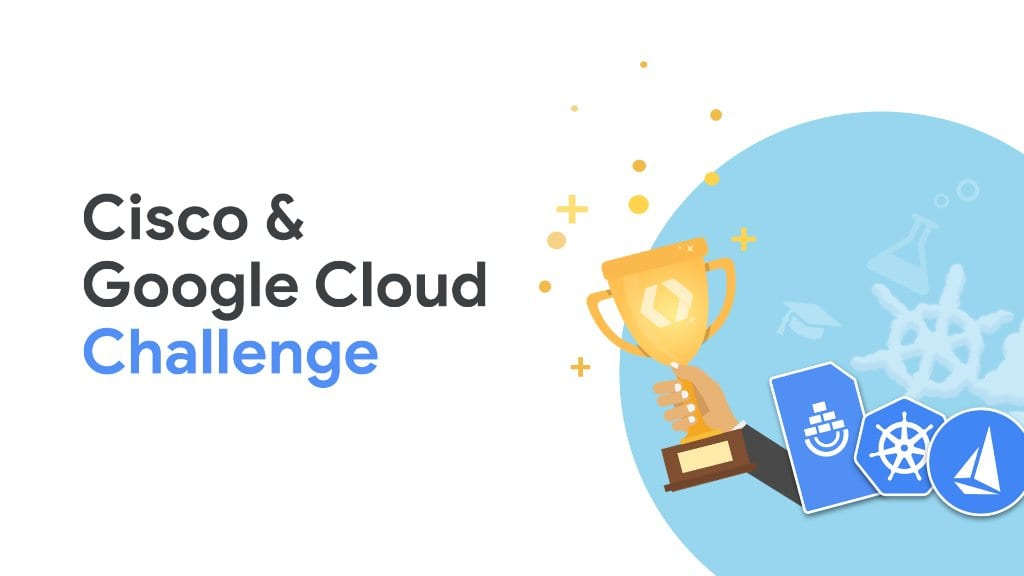 Cisco & & Google Cloud Obstacle 2018 for Designers in the United States