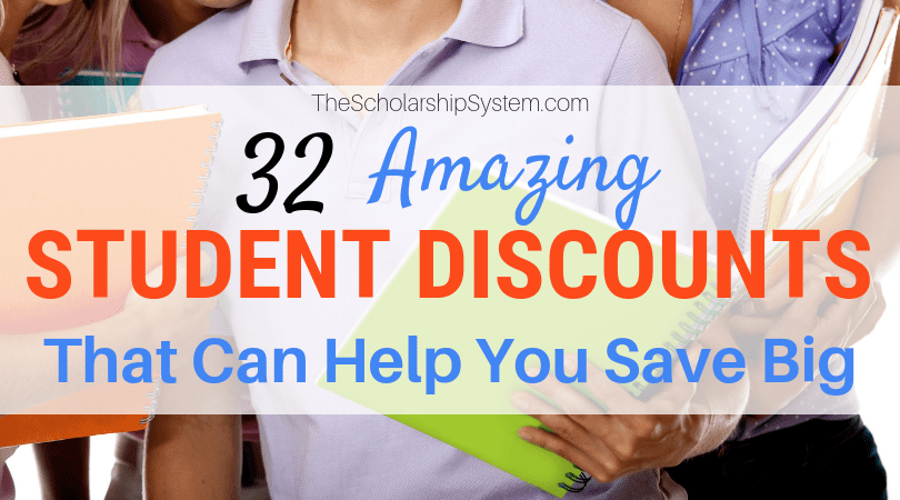 32 Incredible Trainee Discount Rates That Can Assist You Conserve Big