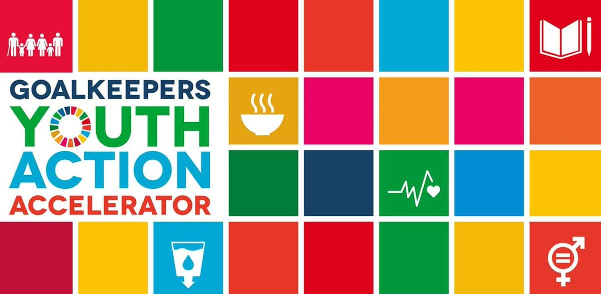The CIVICUS Goalkeepers Youth Action Accelerator Program 2018 for SDG youth supporters ($30,000 USD in financing)