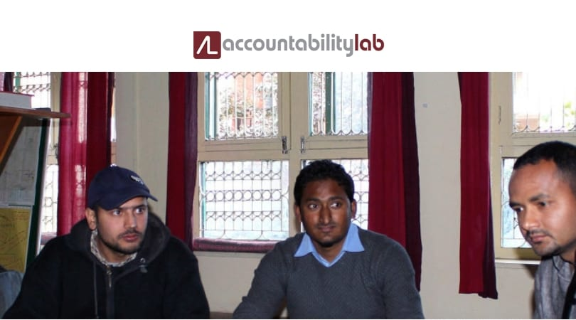 Accountability Incubator Lab Program 2019 for Younger Leaders from Nepal, Pakistan and Liberia (Totally-funded)