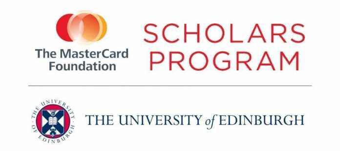 Mastercard Structure Postgraduate Scholars Program at the University of Edinburgh 2019-2020