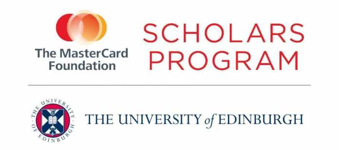Mastercard Structure Undergrad Scholars Program at University of Edinburgh 2019/2020(Fully-funded)