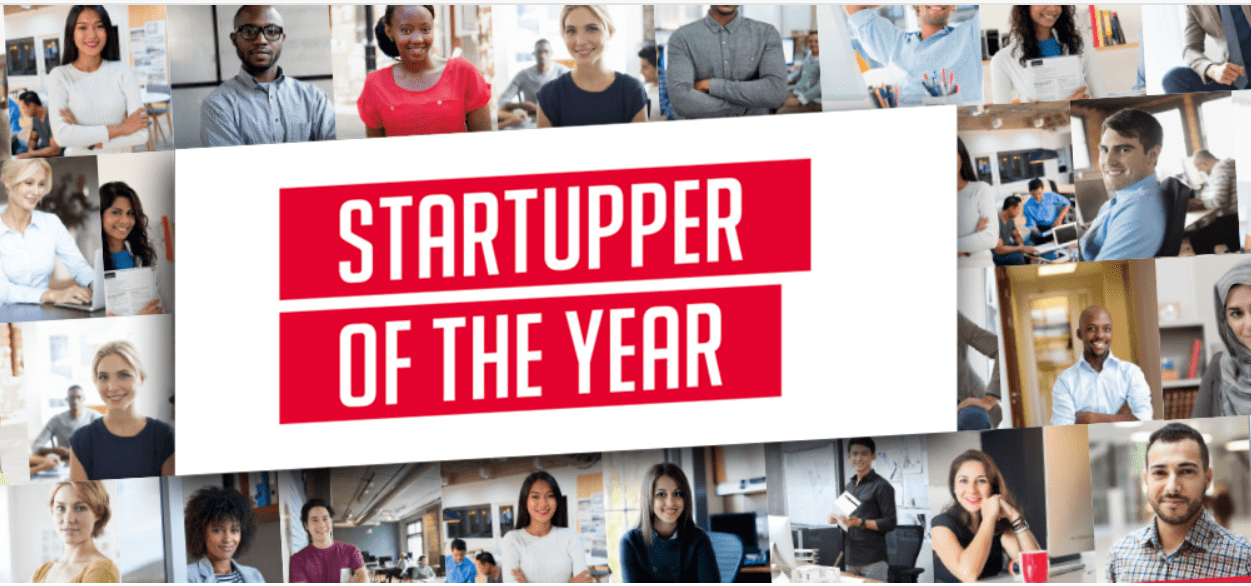 Startupper of the year by Overall Obstacle 2018/2019 for young African Business owners