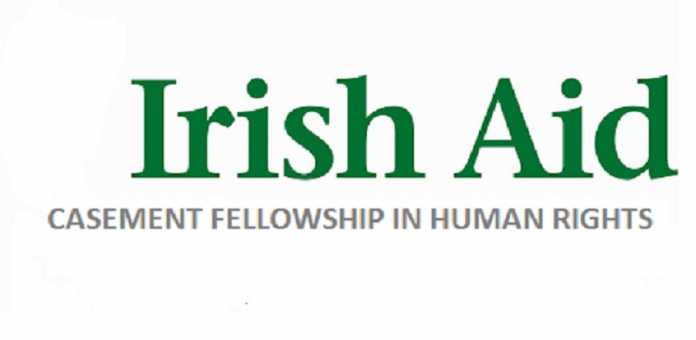 Irish Help Sash Fellowship Program in Human Being Rights 2019 for Master's Research study in Ireland (Nigerians Just)
