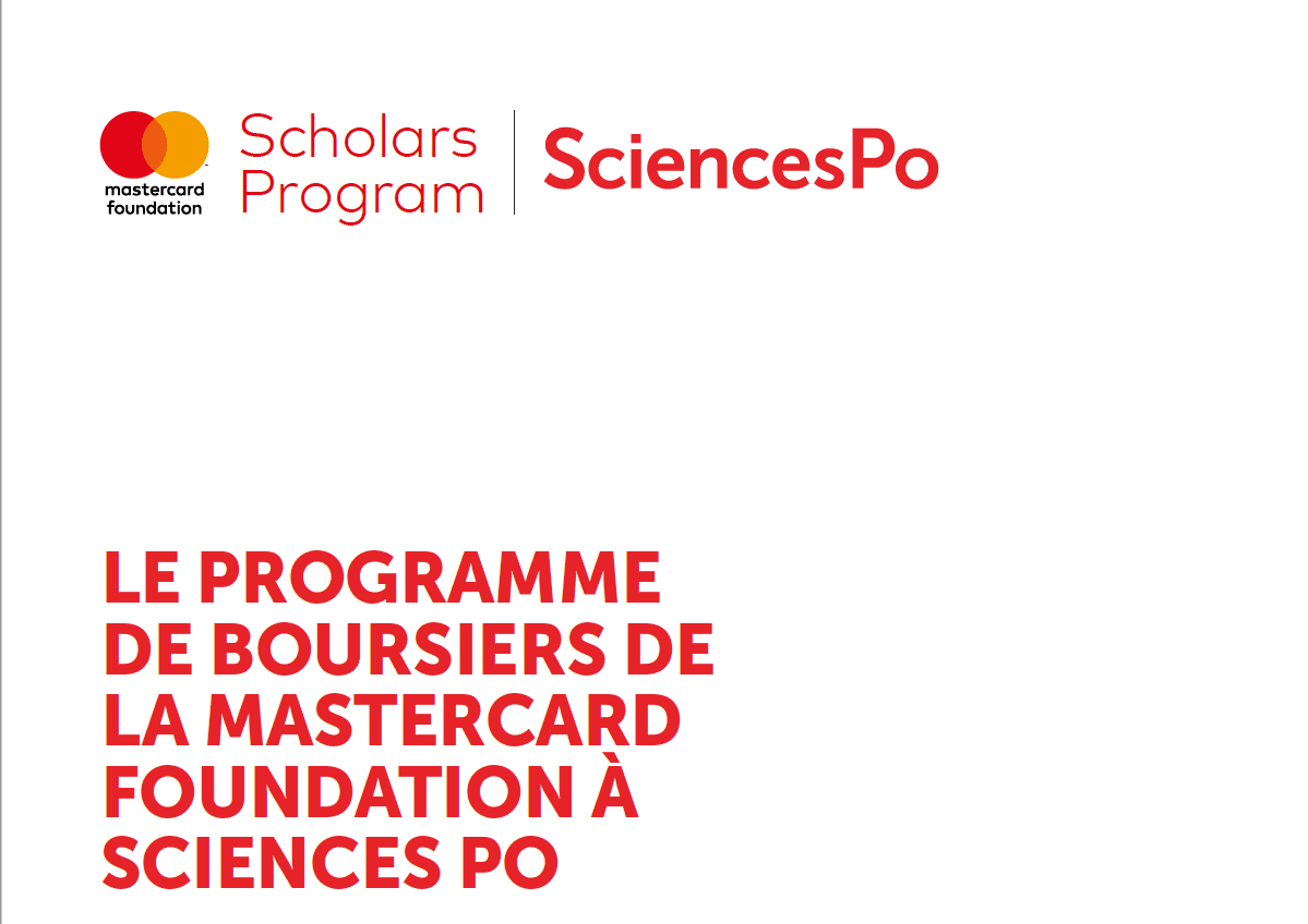 Sciences Po Mastercard Structure Scholars Program 2019/2020 for research study in France (Completely Moneyed)