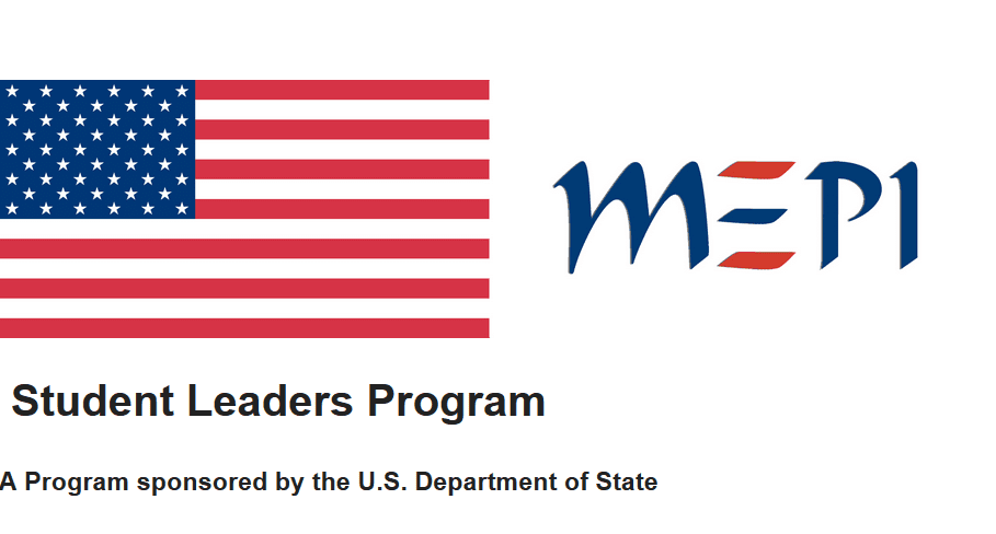 US-MEPI Trainee Leaders Program 2019 for undergrad & & college student from the Middle East and North Africa (Totally Moneyed to U.S.A.)