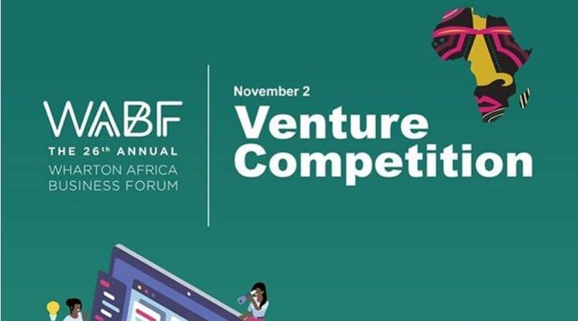 Wharton Africa Company Online Forum 2018 New Endeavor Competitors ($10,000 grand reward)