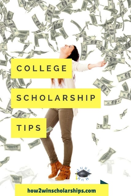 College Scholarship Idea Friday: Keep In Mind the 5 P's!