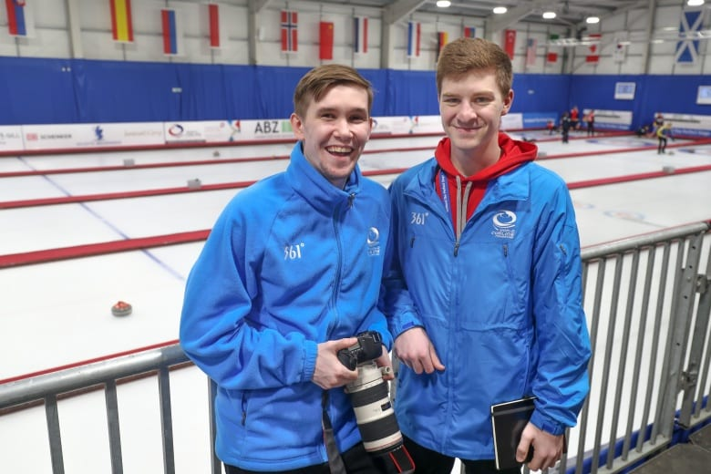 The World Curling Federation Sports Media Student Program 2018/2019 for striving reporters & & professional photographers (Totally Moneyed to Estonia/Canada/Norway)