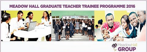 Meadow Hall Graduate Instructor Student Program (GTTP) 2019 for young Nigerian graduates.