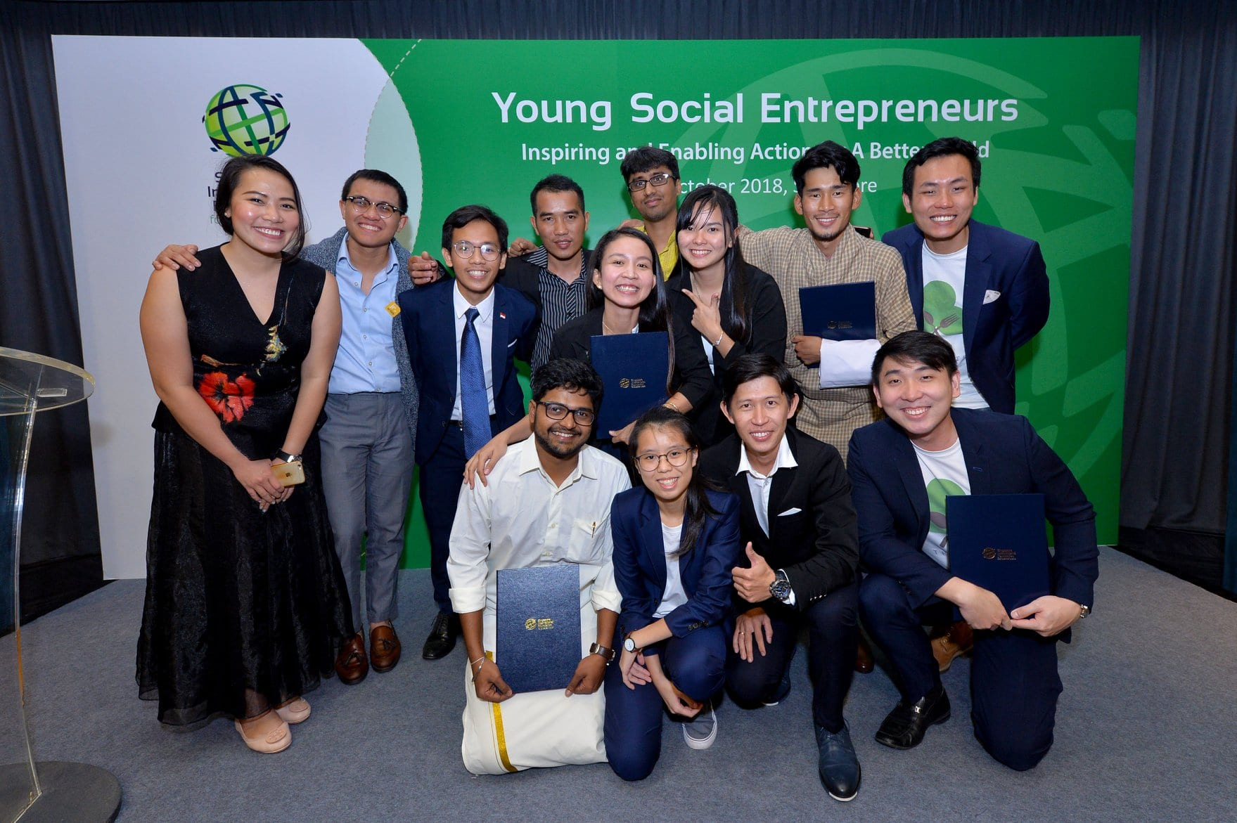 Singapore International Structure (SIF) Young Social Business Owners Program 2019