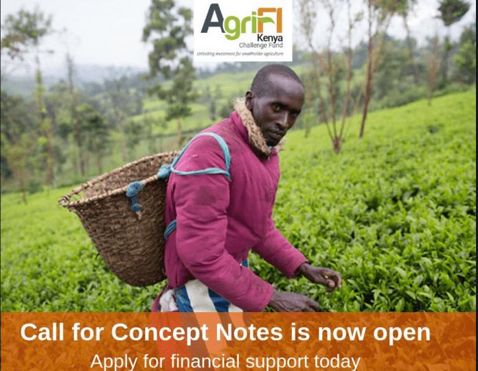Agrifi Kenya Obstacle Fund 2018/2019(Approximately 6,000,000 Euros)
