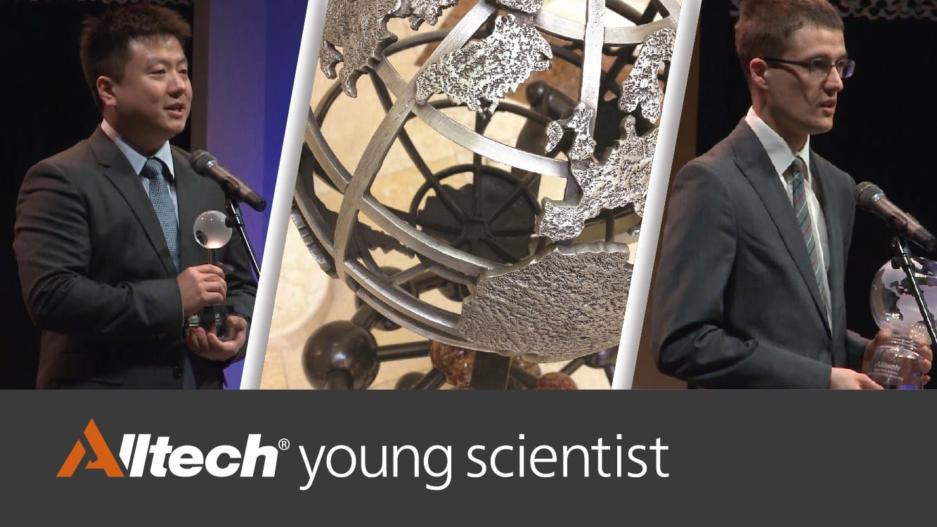 Alltech Young Researcher (AYS) Agriscience Competitors 2019 (Totally Moneyed to Alltech Young Researcher Discovery Week in Lexington, Kentucky, U.S.A.)