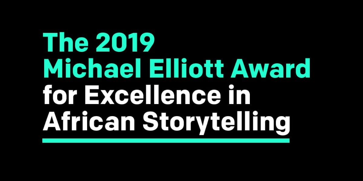 2019 ICFJ/ONE Michael Elliott Award for Quality in African Storytelling for up-and-coming reporter in Africa (US$ 5,000 prize money & & two-week internship at the head office of The Financial expert in London)