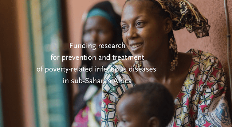 AREF/EDCTP Preparatory Fellowships 2019 for emerging African health scientists (Approximately EUR70,000 of financing)