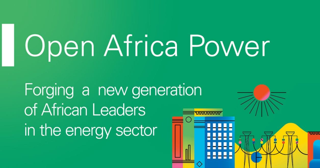 Enel Structure Open Africa Power 2019 edition: Require applications