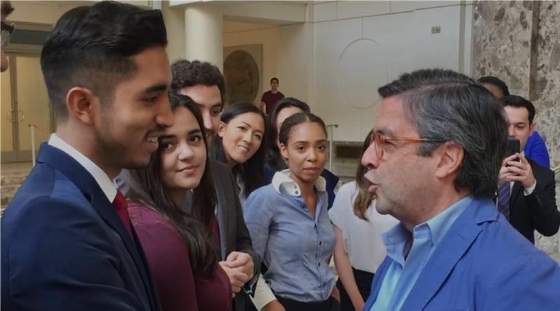Future International Leaders Fellowship 2019