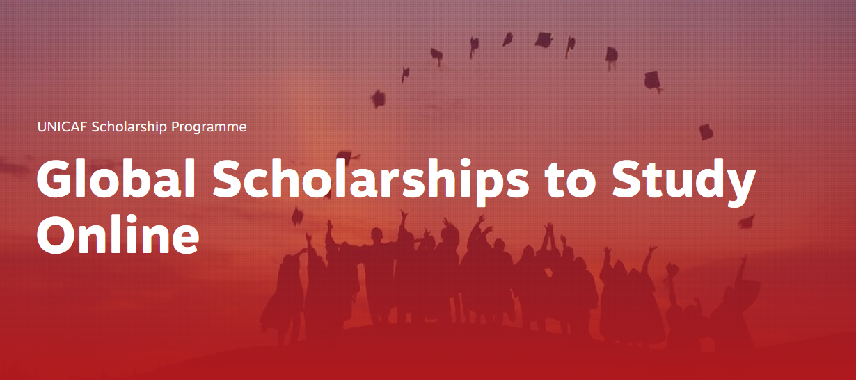 UNICAF Scholarship to study an online degree from the University of South Wales or UNICAF University