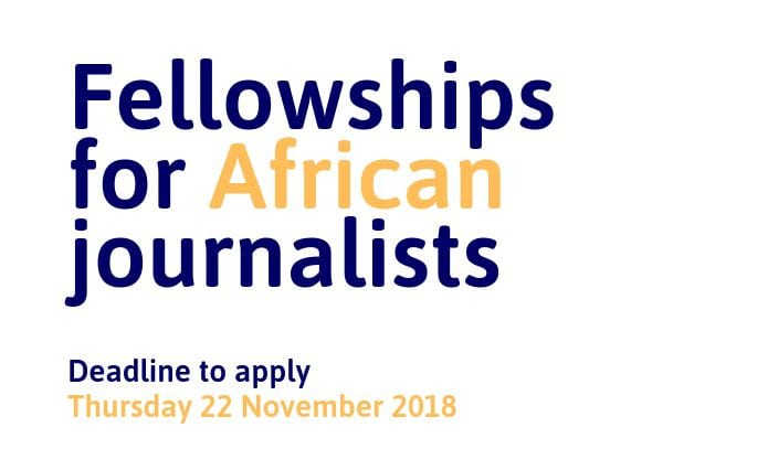 WFSJ Fellowships 2019 for African Reporters to Participate In a Science Reporting Workshop in the UK