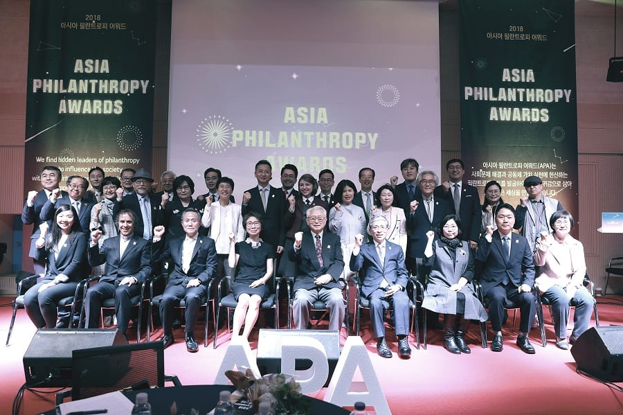 Require Elections: Asia Philanthropy Awards for People and Non-Profits 2019