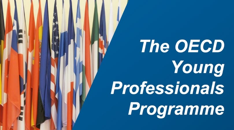 OECD Young Professionals Program 2019-2021 in Paris, France