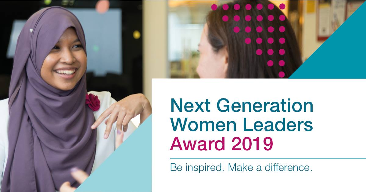 McKinsey&& Business Next Generation Women Leaders Award 2019 (Fully-funded)