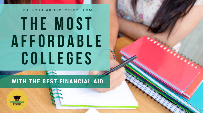 One Of The Most Budget friendly Colleges with the very best Financial Assistance