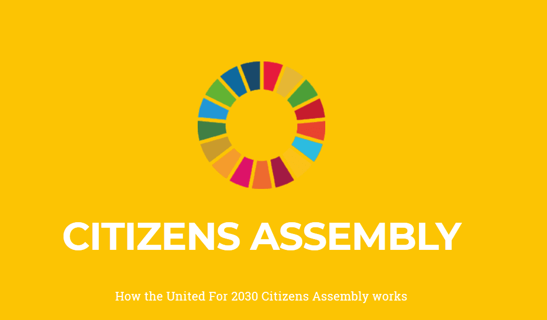 United for 2030 Person Assembly 2019– 12 month online program for Worldwide Goals Advancement