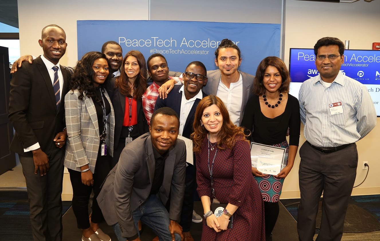 Apply to the PeaceTech Accelerator Program 2019 in Washington DC, U.S.A.