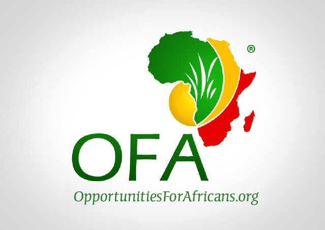 Chance Assemble– Leading Opportunities for Africans for the Month of November2018