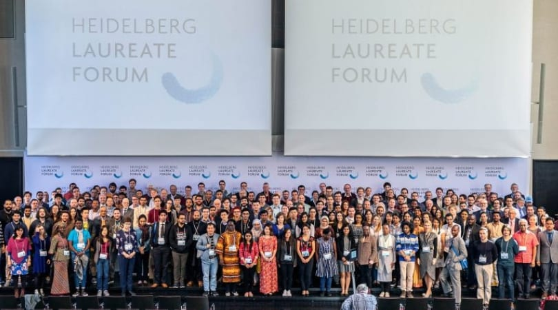 Calling Impressive Young Scientists: Use to go to the 7th Heidelberg Laureate Online Forum in Germany!