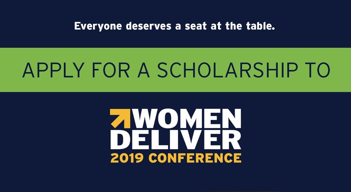 Ladies Provide 2019 Conference Media Scholarship Program (Fully-funded to Vancouver, Canada)