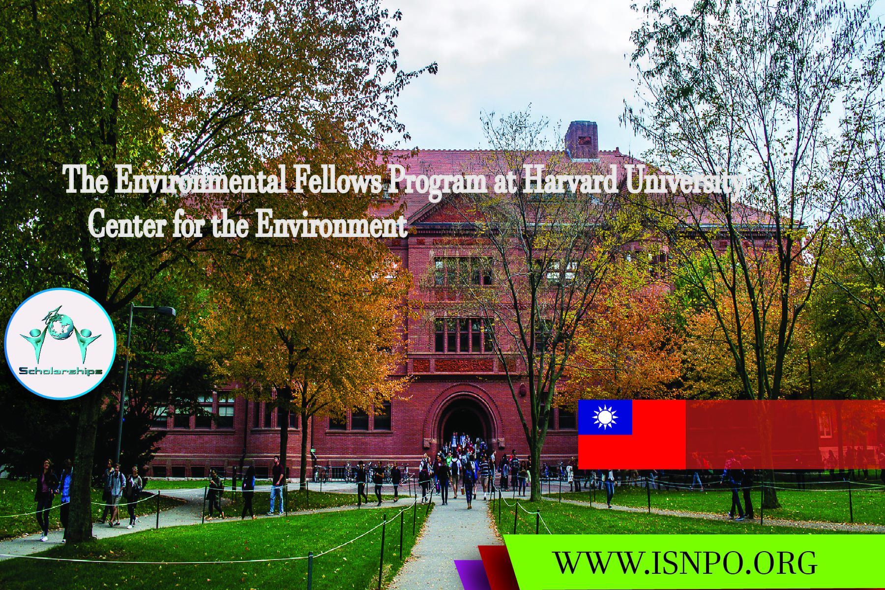 The Environmental Fellows Program at Harvard University Center for the Environment
