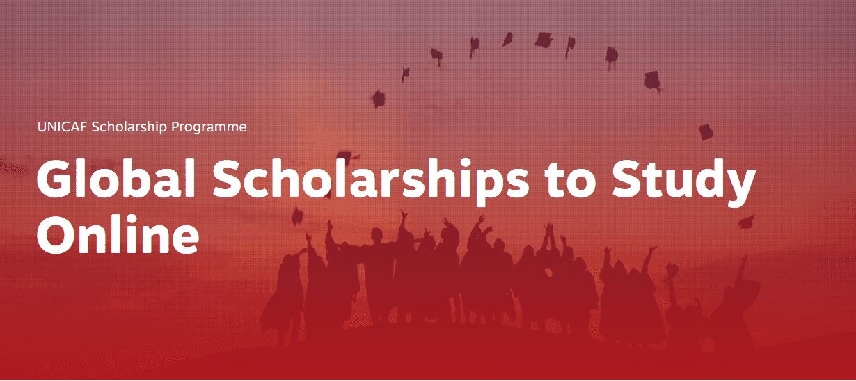 UNICAF Scholarship 2018/2019 to study an online degree from the University of South Wales or UNICAF University