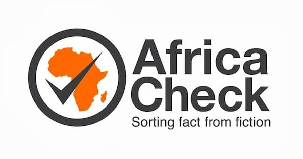 AfricaCheck Election Fact-Checking and Confirmation Training Workshop 2019 (Moneyed)