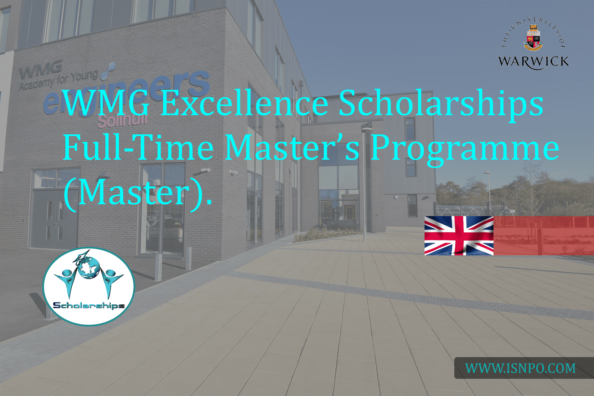 WMG Quality Scholarships Full-Time Master's Program